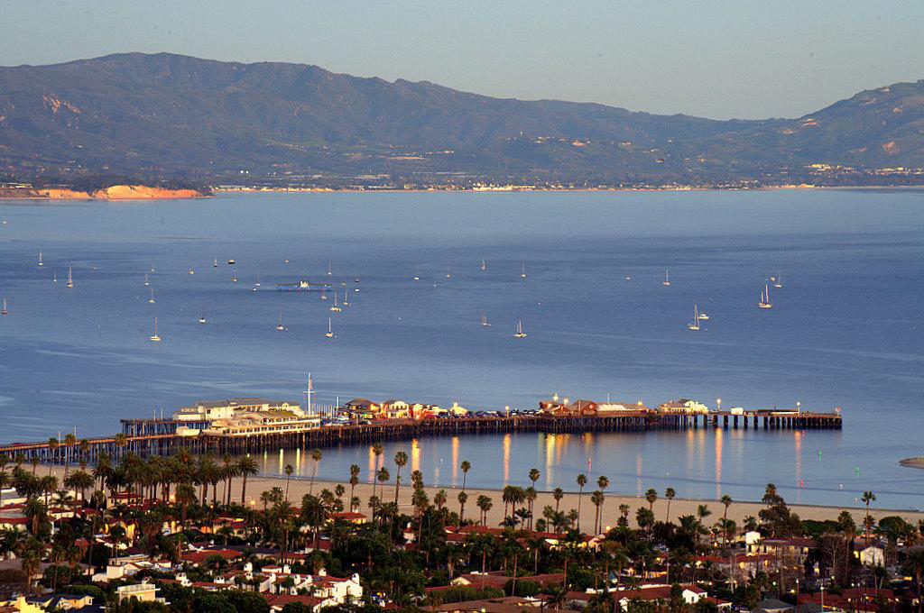 Santa Barbara City View