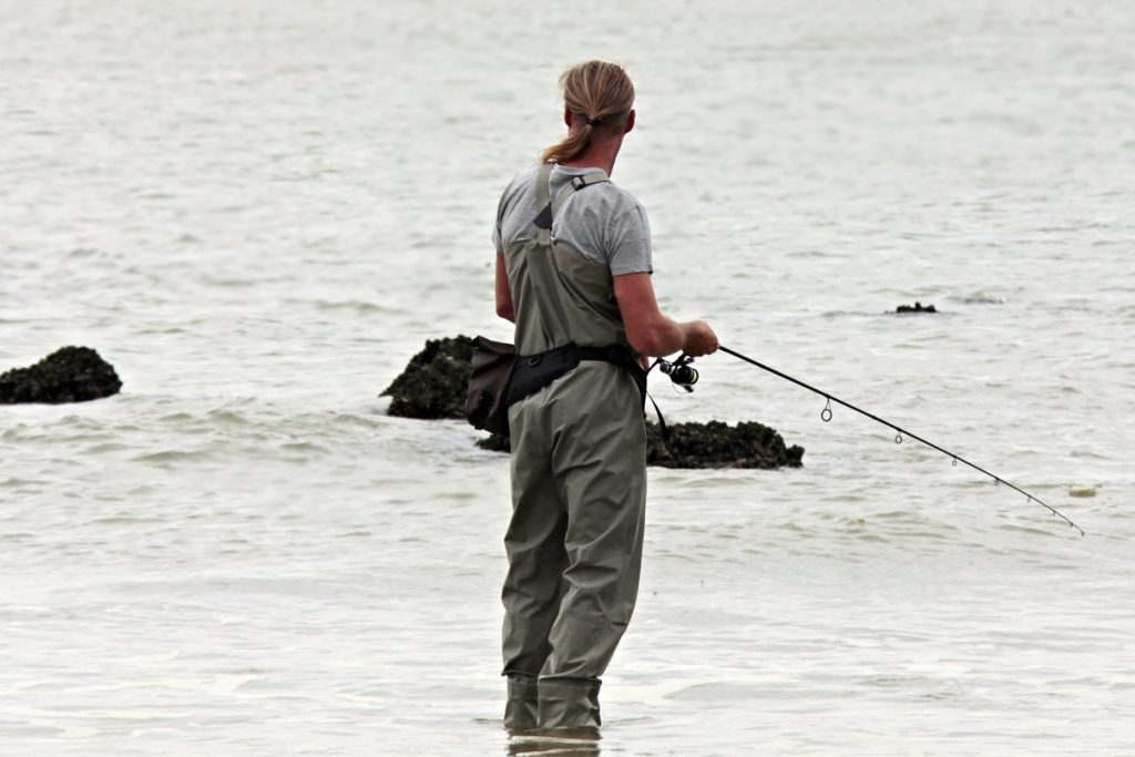 Fishing tourism