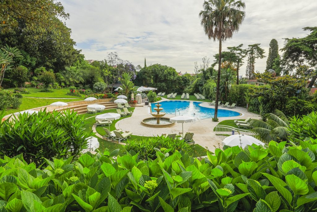 Lapa Palace Tropical Gardens and Pool