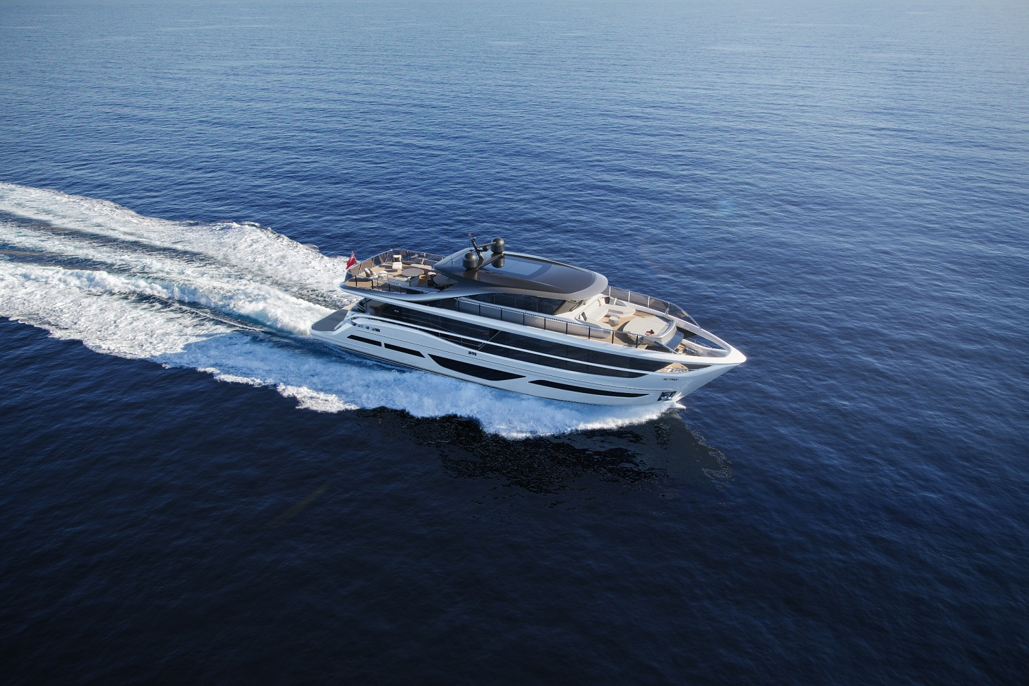 The Princess X95 Superfly The Suv Of The Seas Our Man On The