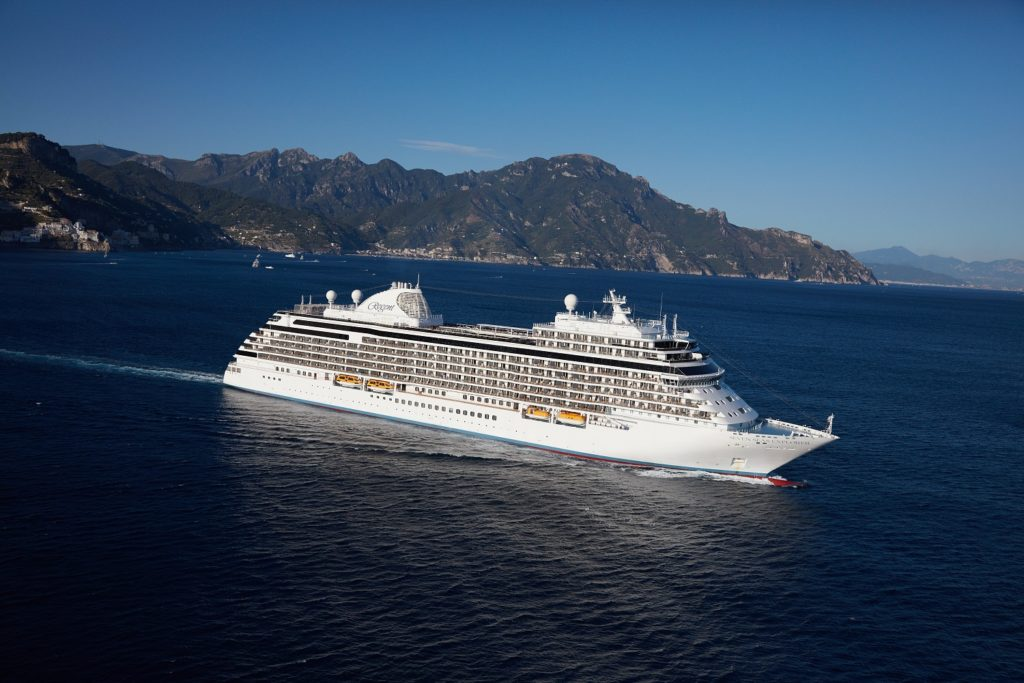 Sorrento Cruises at Cruise Show