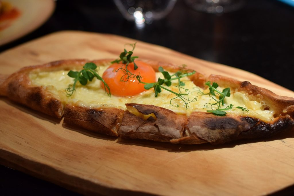 Aged Kashar Cheese Pide on culinary journey