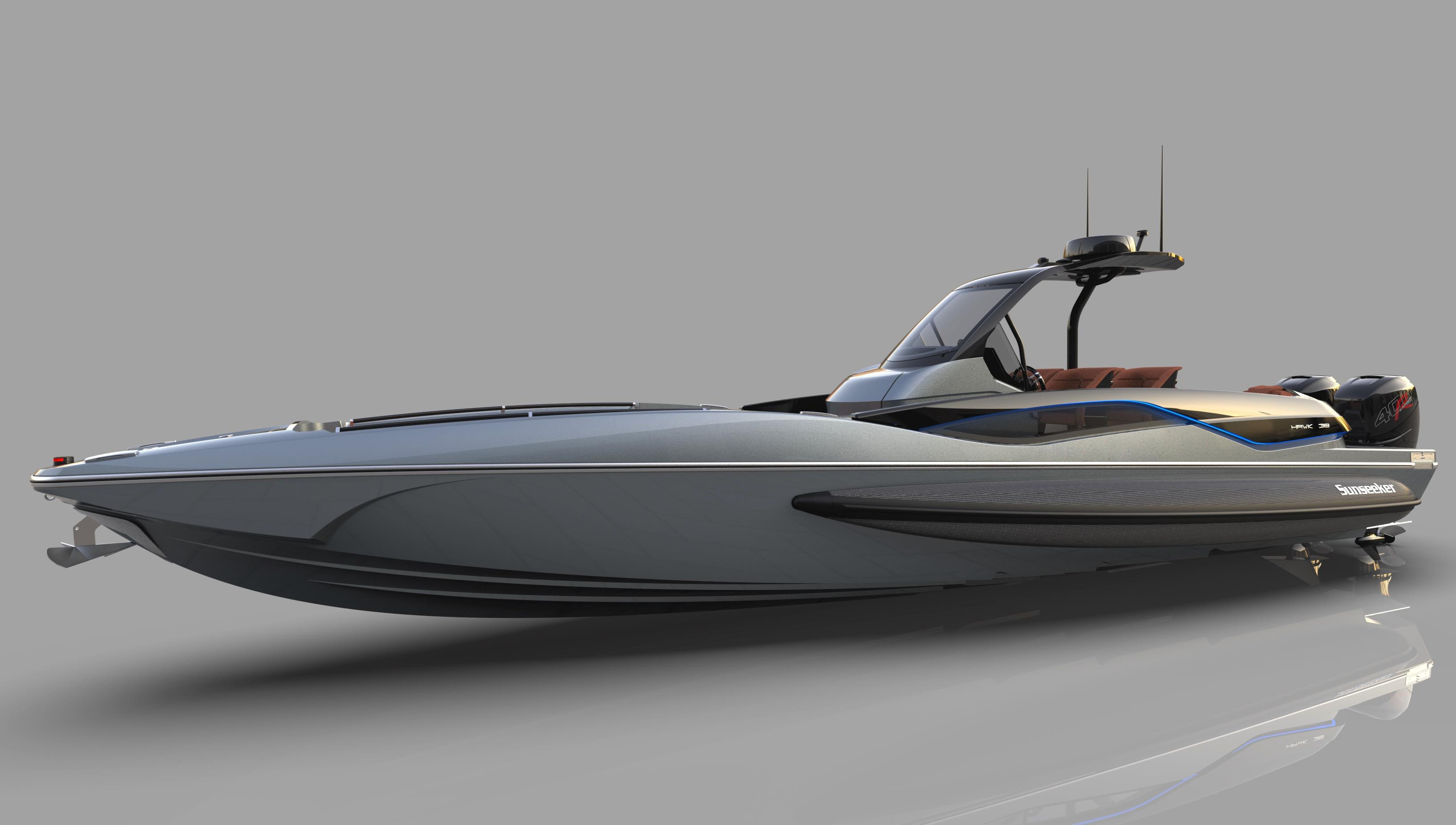 The New Sunseeker Hawk 38 - Our Man On The Ground Travel and
