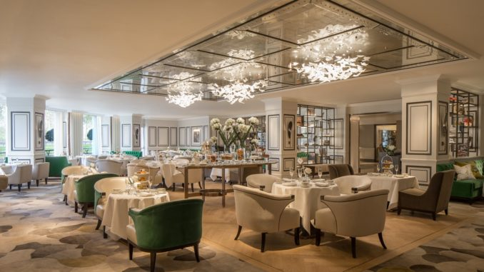 Culinary Journey in The Park Room at Grosvenor House