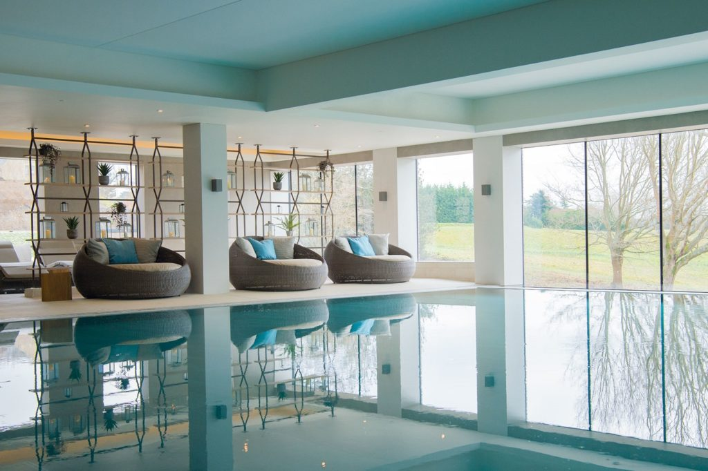 The Spa At South Lodge Indoor Pool