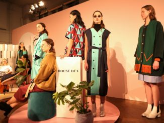 Hong Kong at London Fashion Week