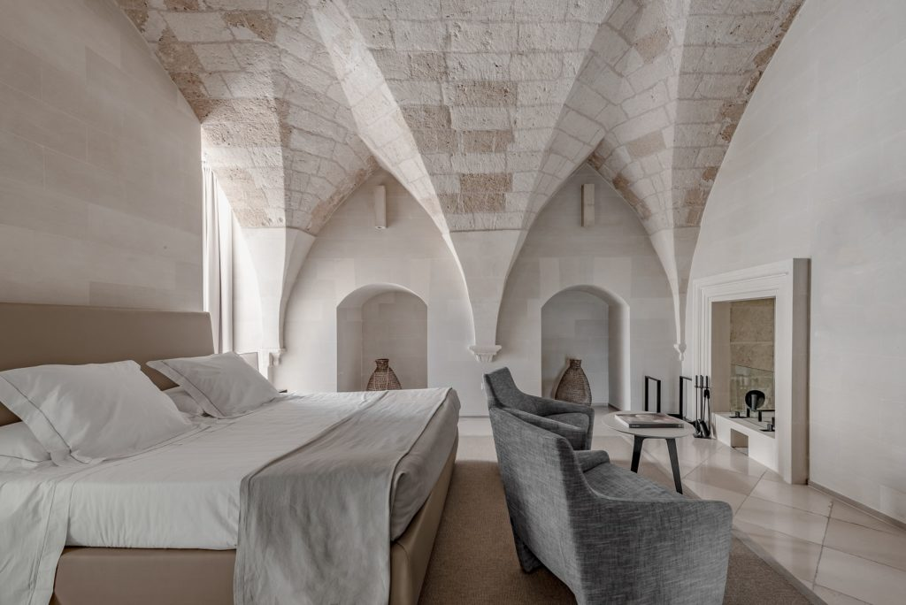 Vaulted Ceiling Bedroom