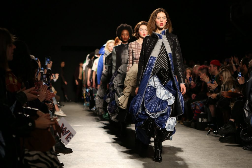 University of Westminster at LFW 2019