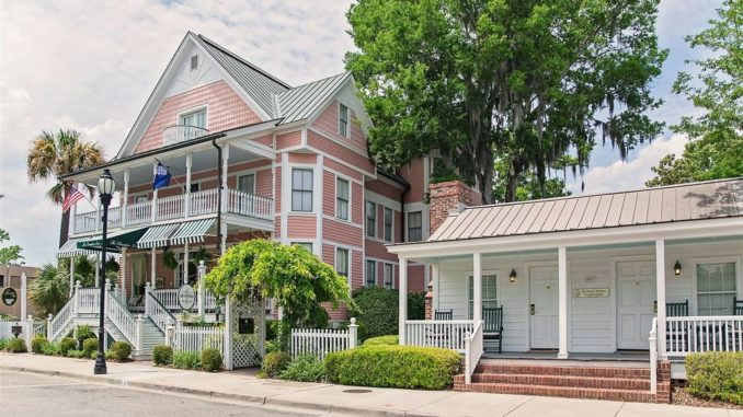 Beaufort Inn in South Carolina