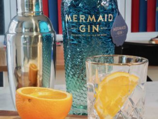 Mermaid Gin Cocktail