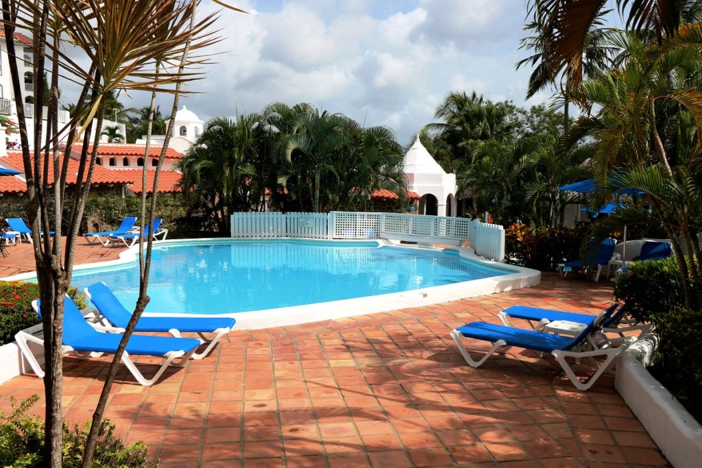 Windjammer Landing Resort Pool