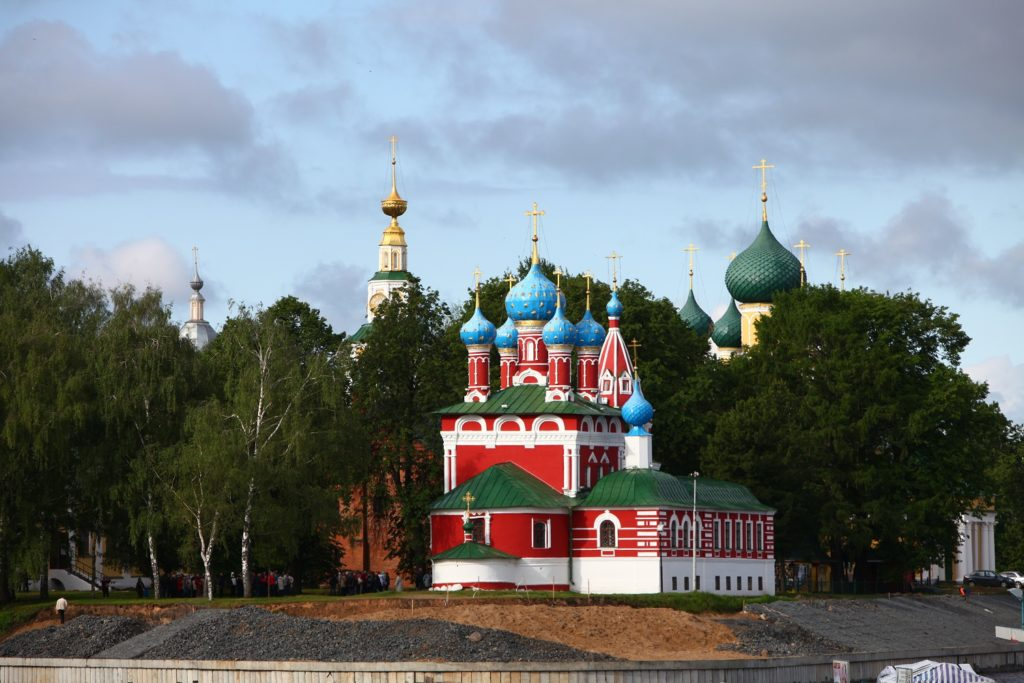 Tour of Uglich