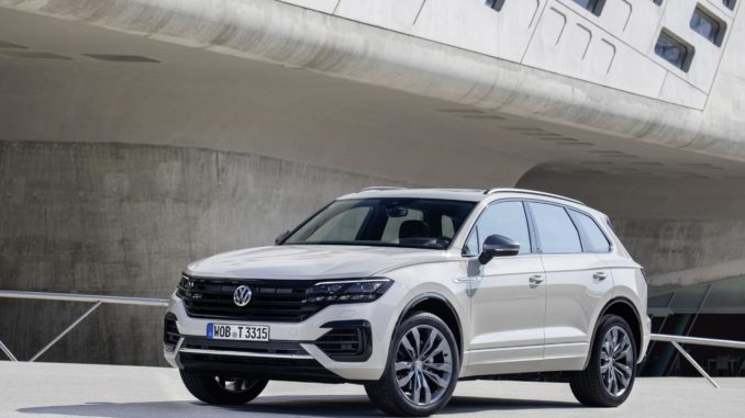 ONE Million Volkswagen Touareg