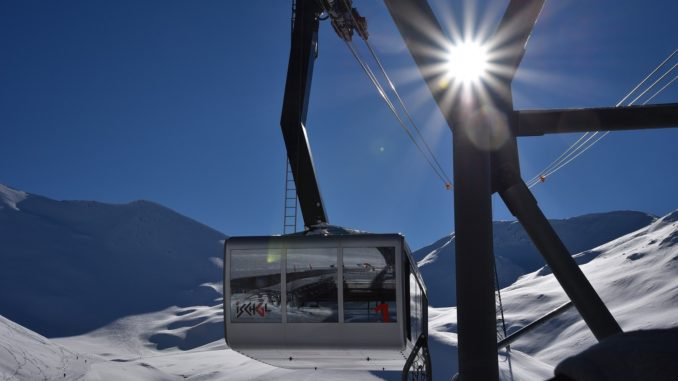 Ischgl Cable Car