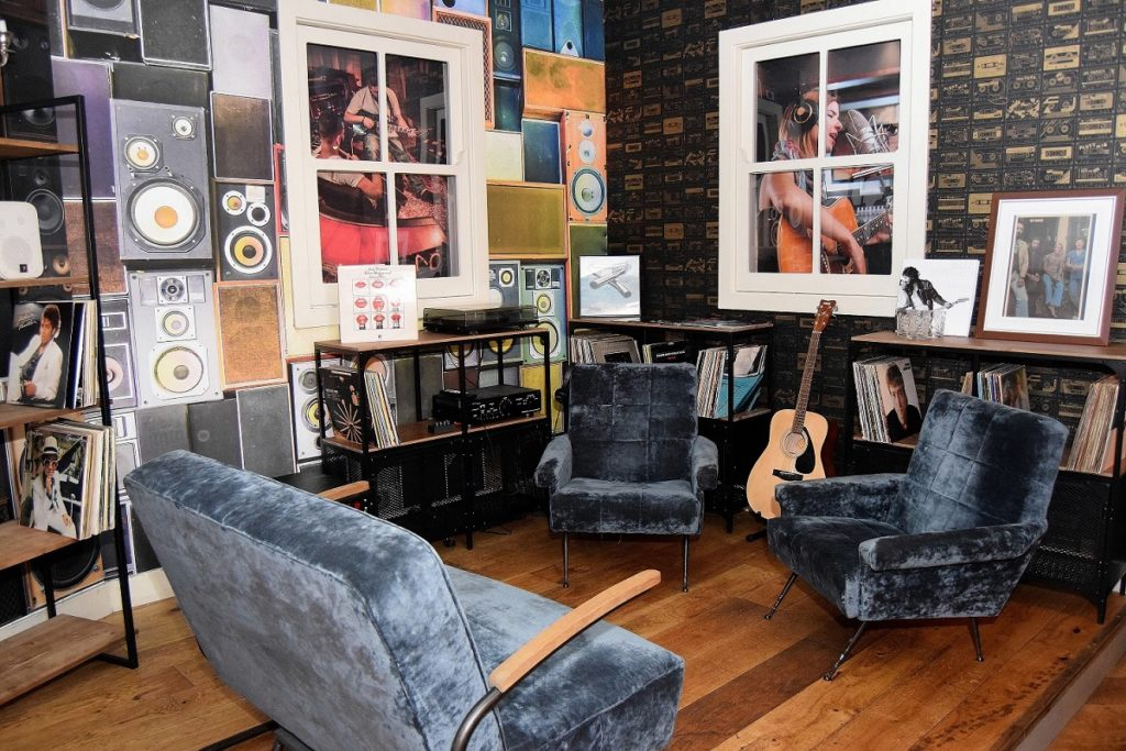 Themed Pop Up at The Jones Family Project