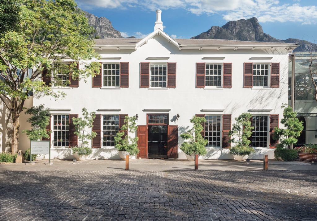 The Vineyard Hotel Main Building