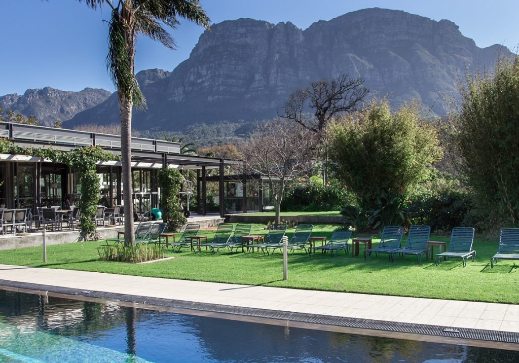 Vineyard Hotel Pool