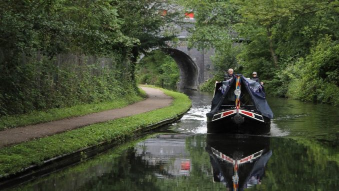 Narrowboat holiday