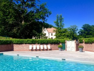 Maison Talbooth Hotel Swimming Pool