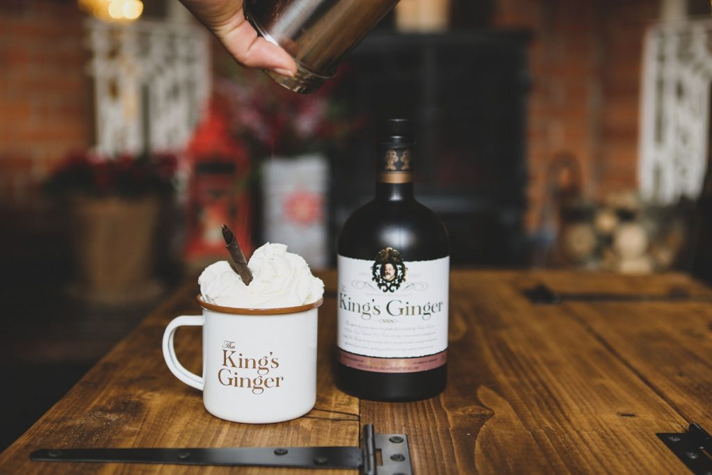 King's Ginger Hot Chocolate