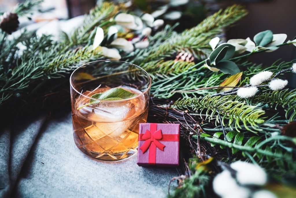 Roasted Chestnuts Cocktail