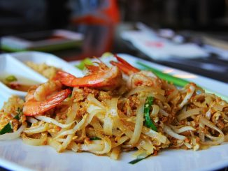 Pad Thai in Chiang Mai