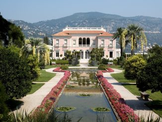 Villa Ephrussi de Rothschild and Gardens