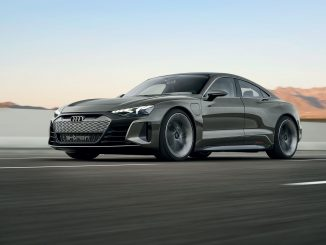 Audi e-tron GT Concept - Car Industry Disruption