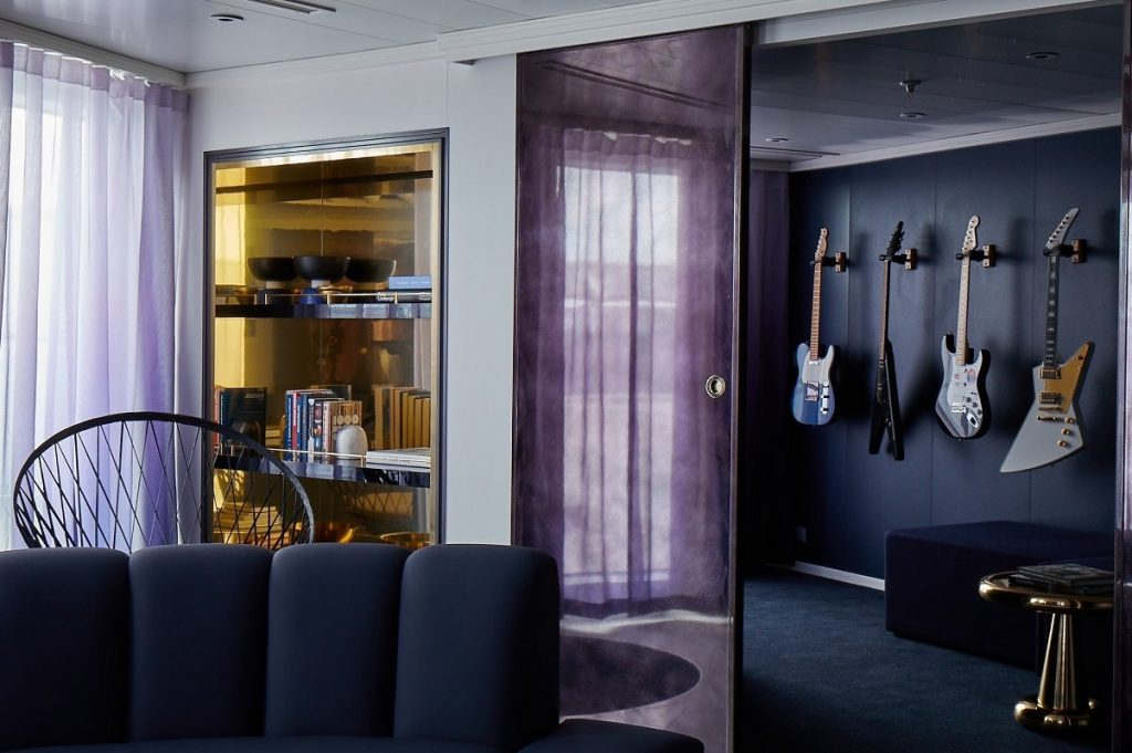 Rock Star Suite - Richard Branson heritage