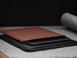 Woolnut iPad Sleeve
