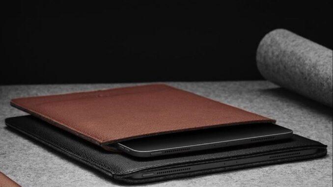 Woolnut iPad Sleeve