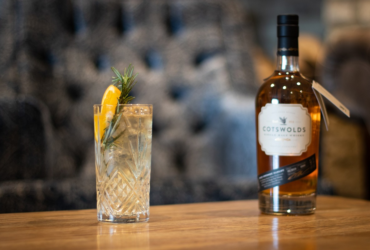 Cotswolds Distillery Whisky Highball