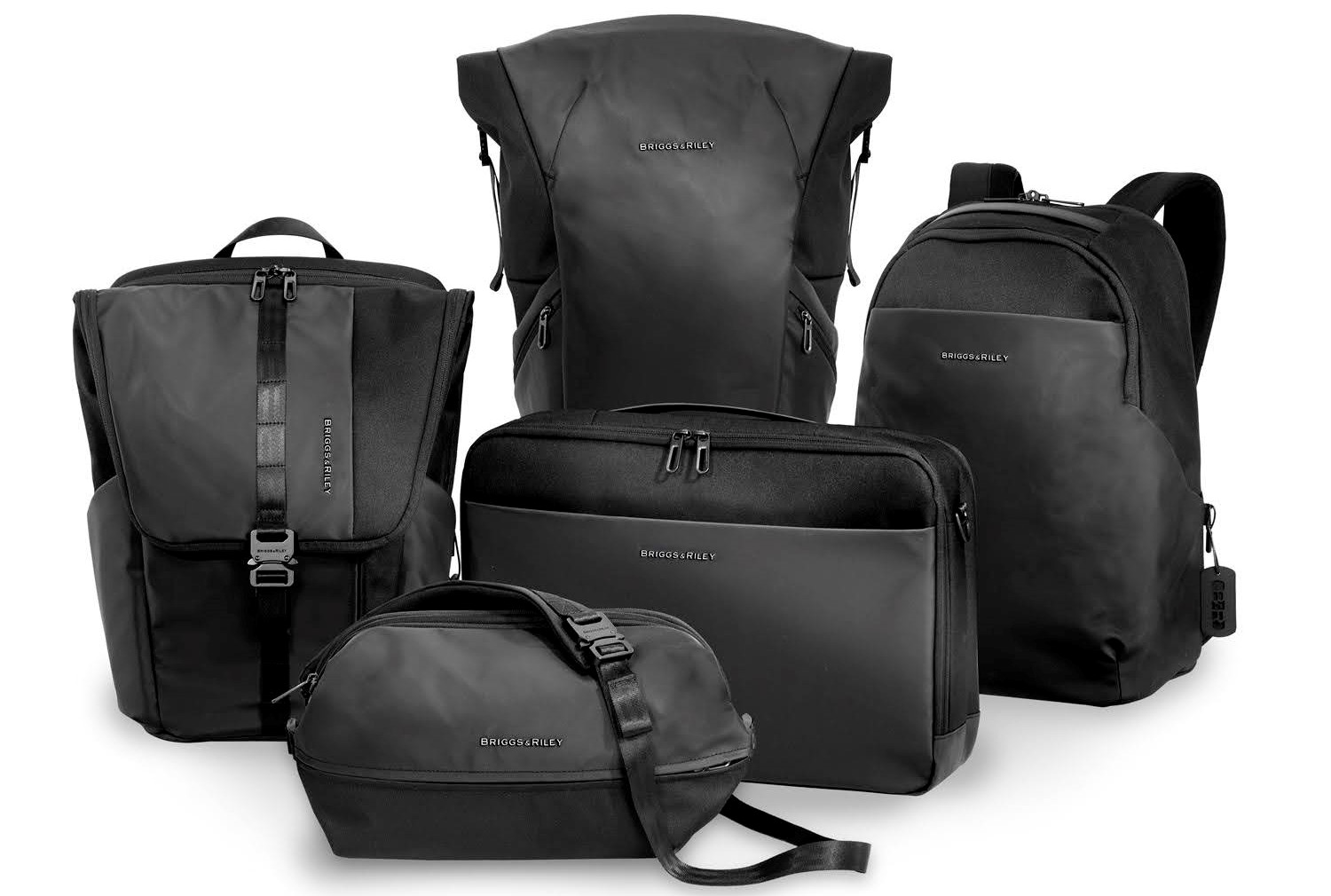 Briggs & Riley DELVE Collection of travel bags
