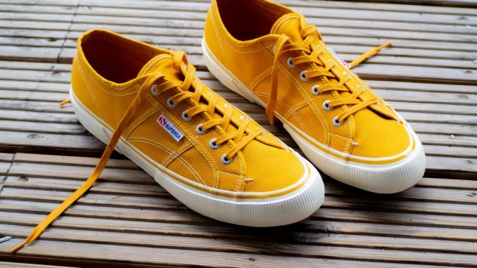 Superga Italian classic shoes
