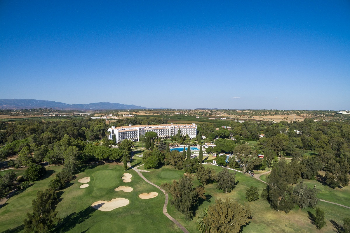 Golf Course and Resort in the Algarve