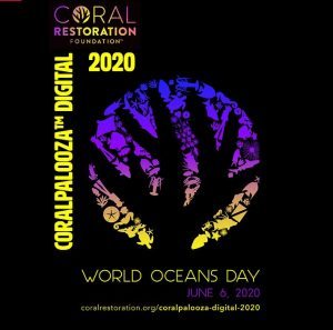 World Oceans Day and Coralpalooza