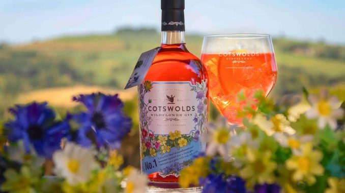 Cotswolds Distillery Wildflower Gin