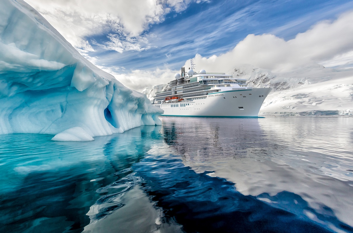 Crystal Endeavor Arctic Cruise