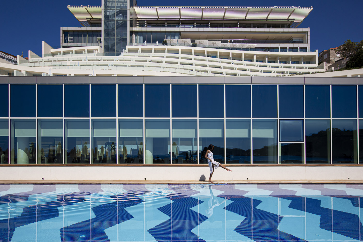 Rixos Premium Dubrovnik hotel spa and pool