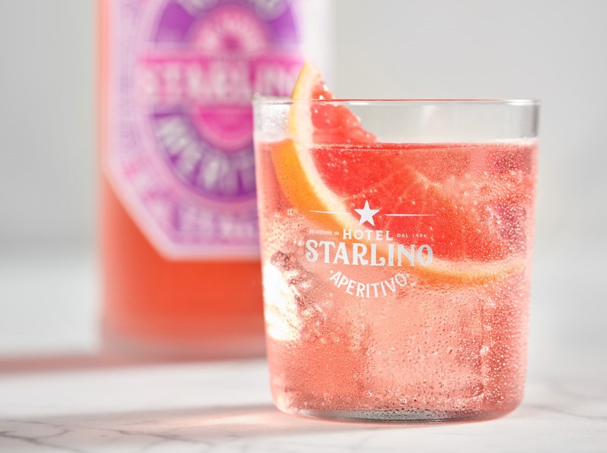 STARLINO Rose and Tonic