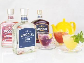 Boodles Gin cocktail range