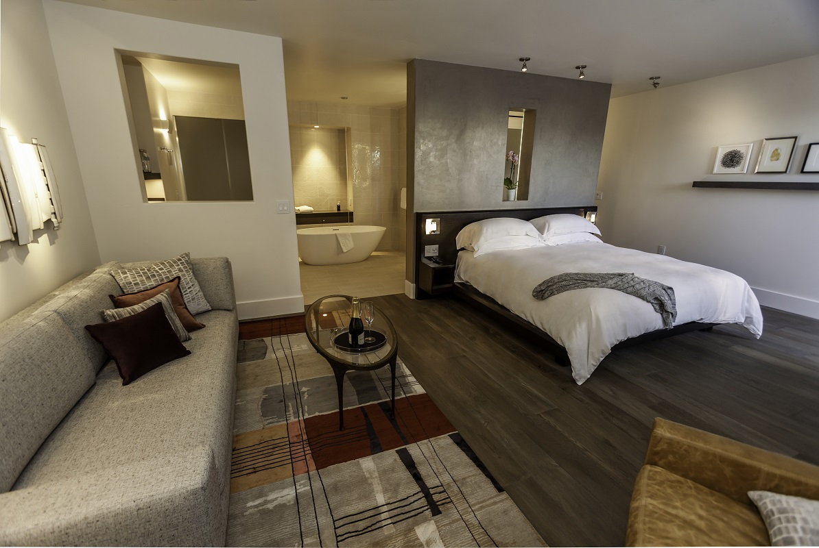King Sized Guestroom