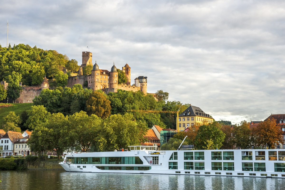 German River Cruise with Planet Cruise