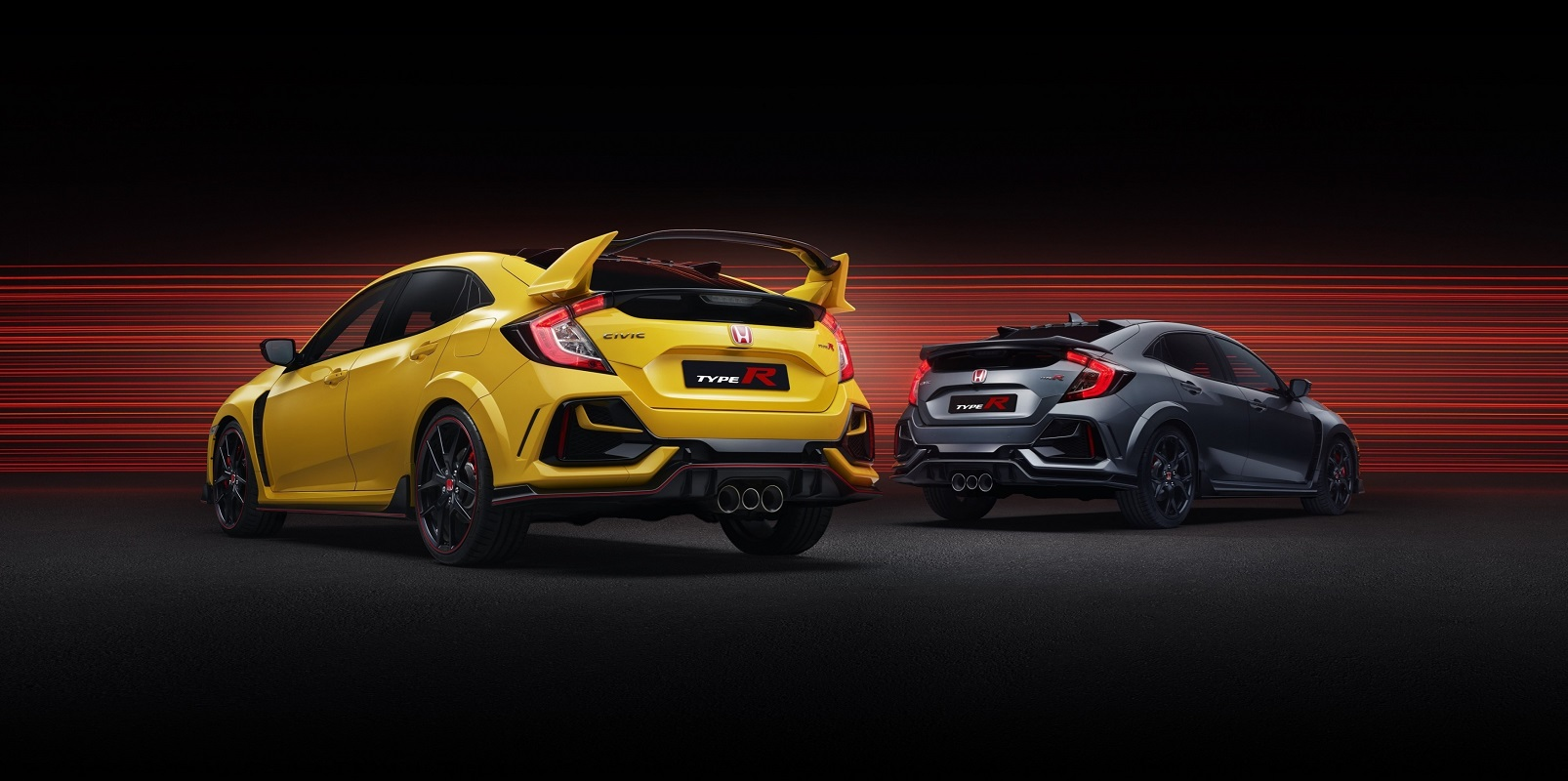 Honda Civic Type R Limited Edition and Sport Line