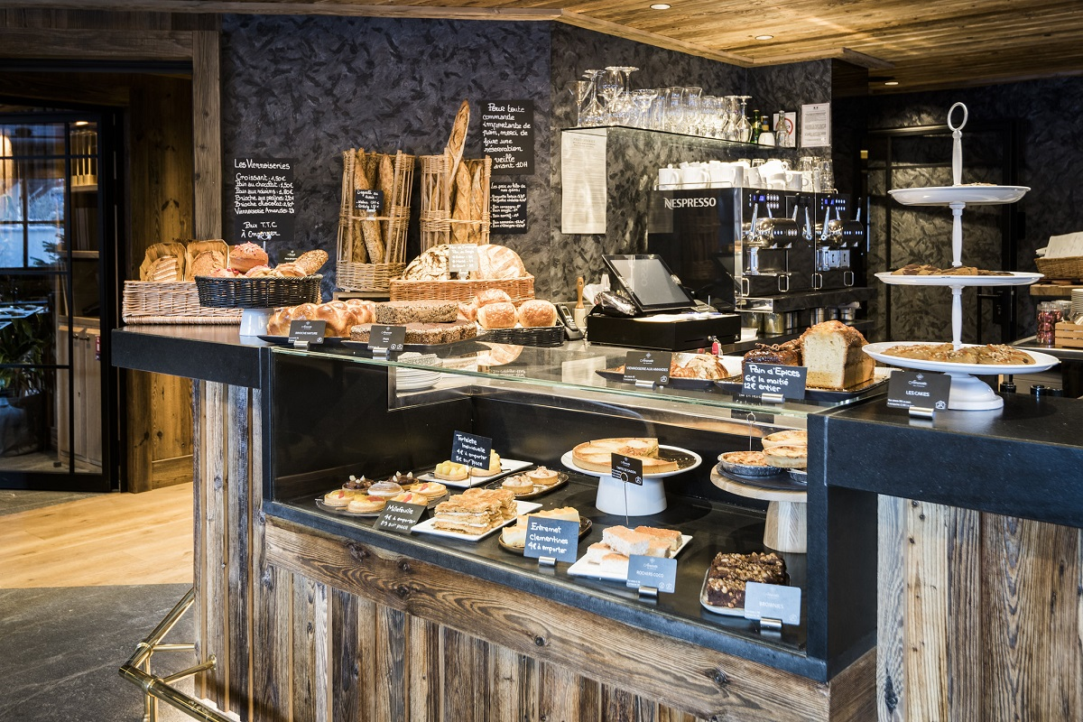 The bakery at Armancette