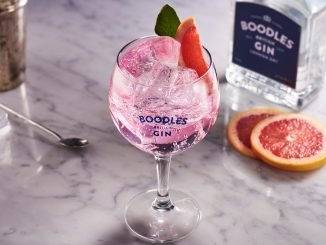 Boodles Gin and Tonic
