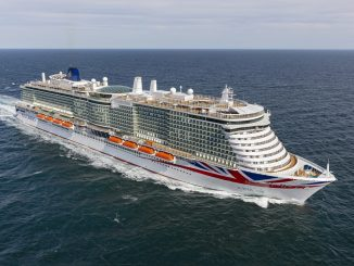 P&O Cruises' Iona - new ships for 2021