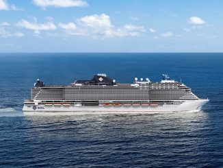 MSC Cruises new MSC Seashore