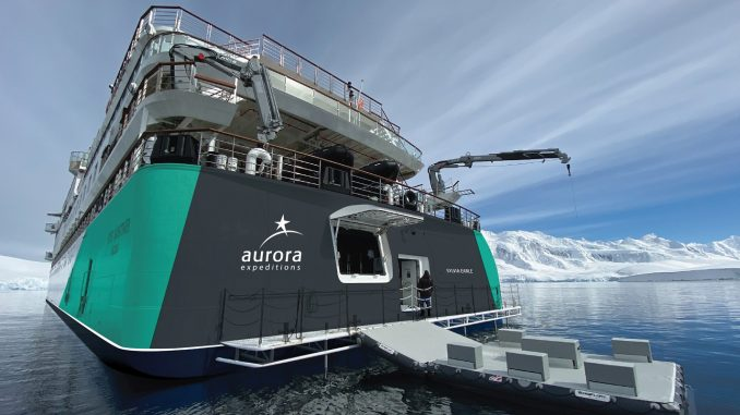 Aurora Expeditions Sylvia Earle