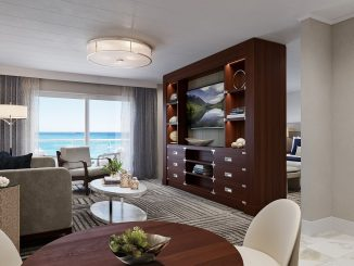American Cruise Lines Suite